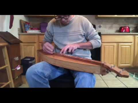 A Northern Cherry Dulcimer