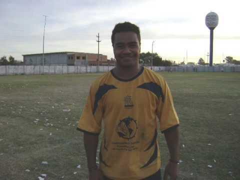 Entrevista Sebastián Aguirre (Club Combate de San Lorenzo)