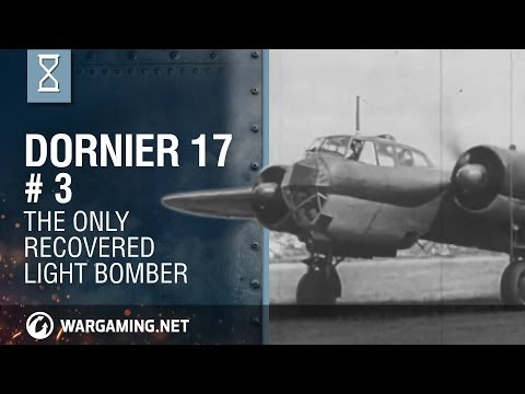 Wargaming Expands Dornier Do 17 Exhibit to London
