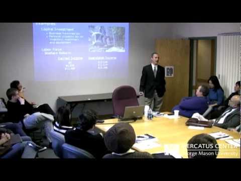 The Workshop in Philosophy, Politics & Economics: Unleashing Capitalism