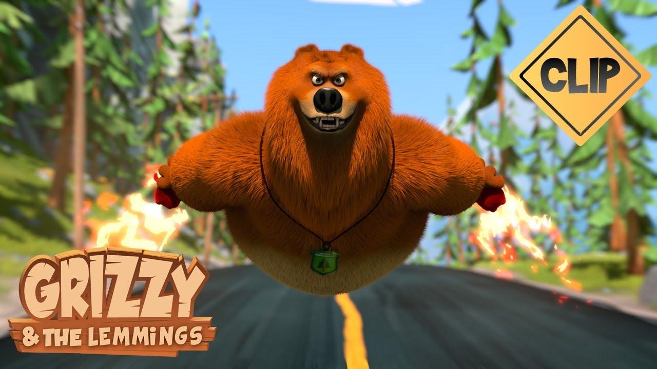 La d licieuse recette de la p te tartiner grizzy - Dessin de grizzly ...