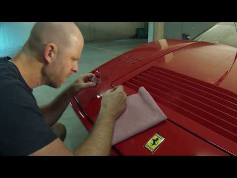 Jemcing I Detailing - Ferrari 328 GTS - Polishangel Cosmic