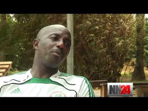 Austin's Interview with Coach Samson Siasia Pt 1