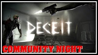Deceit (Free Game) | Community Game Night | EP14