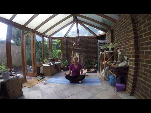 Traditional Himalayan Style Yoga 55 min Total Body Workout