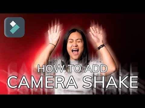 How to Add CAMERA SHAKE Effects to Your Videos
