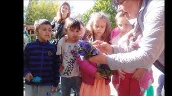 Ден на Земята в детска градина Моряче