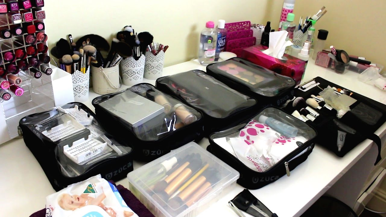 Freelance Makeup Artist Kit Makeup Artist