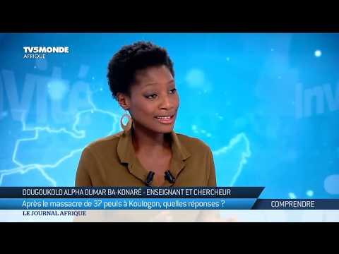 Le Journal Afrique du mercredi 9 janvier 2019 - TV5MONDE