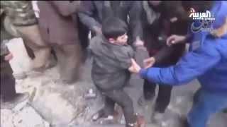 انتهاكات يومية ترتكب بحق الطفولة في #سوريا
