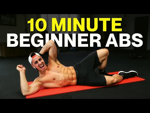 3 Ab Workouts That Do not Require Equipment
