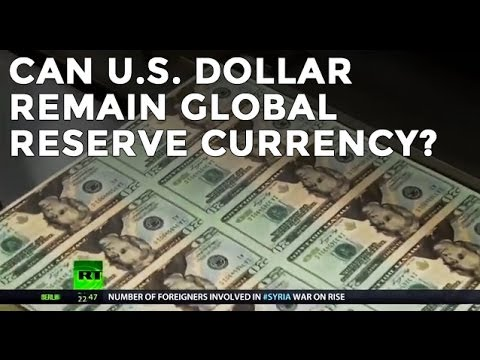 Can U S Dollar Standard Remain Global Reserve Currency Mike Maloney