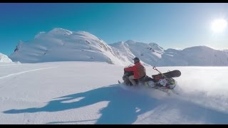 Going Huge in the Whistler Backcountry – Making a Video Part With Dan Brisse, Episode 2