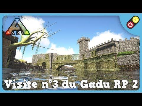 ARK : Survival Evolved - Visite n°3 du Gadu RP 2 [FR]