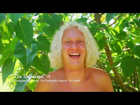 Ocean awareness & surfing in Sri Lanka w/Ole Steffensen
