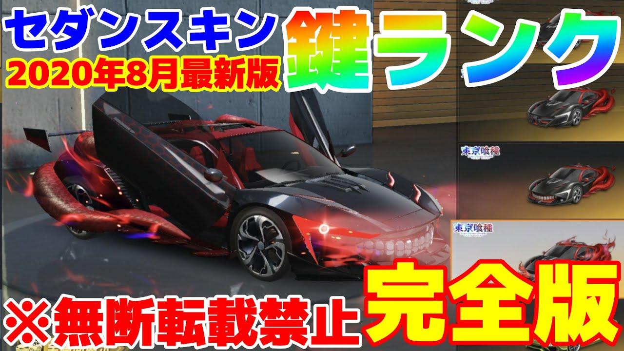 荒野 行動 車 ランキング 【荒野行動】おすすめ車両スキンランキングベスト5!