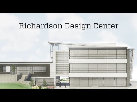 Richardson Design Center Groundbreaking