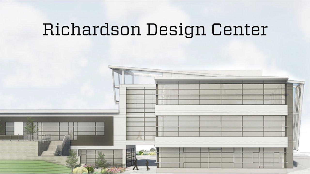 Richardson Design Center Groundbreaking - YouTube