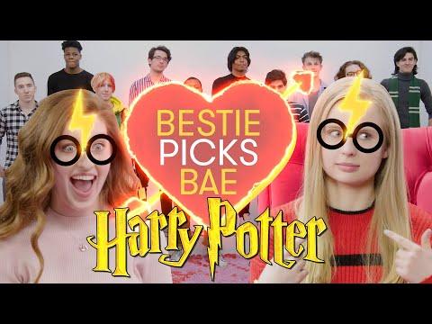 I'm a Harry Potter Superfan and I Let My Best Friend Pick My Boyfriend | Bestie Picks Bae