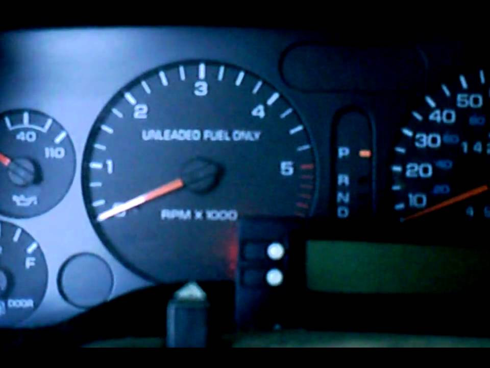Dodge Ram Trucks >> Dodge Ram error codes for 1994 to 1998 trucks - YouTube