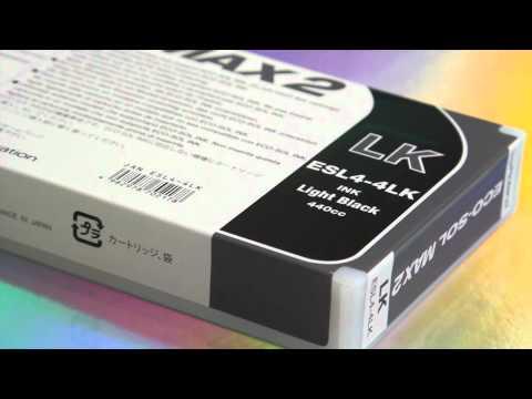 Pro 4 Eco-Sol MAX 2 Inks