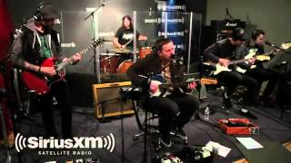 The Gaslight Anthem State of Love and Trust (Pearl Jam cover) LIVE on SiriusXM
