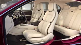 Lincoln Continental   30 Way Seat Positioning