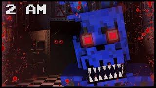 Minecraft FNAF - Bonnie | 2AM (FNAF Minecraft Roleplay)