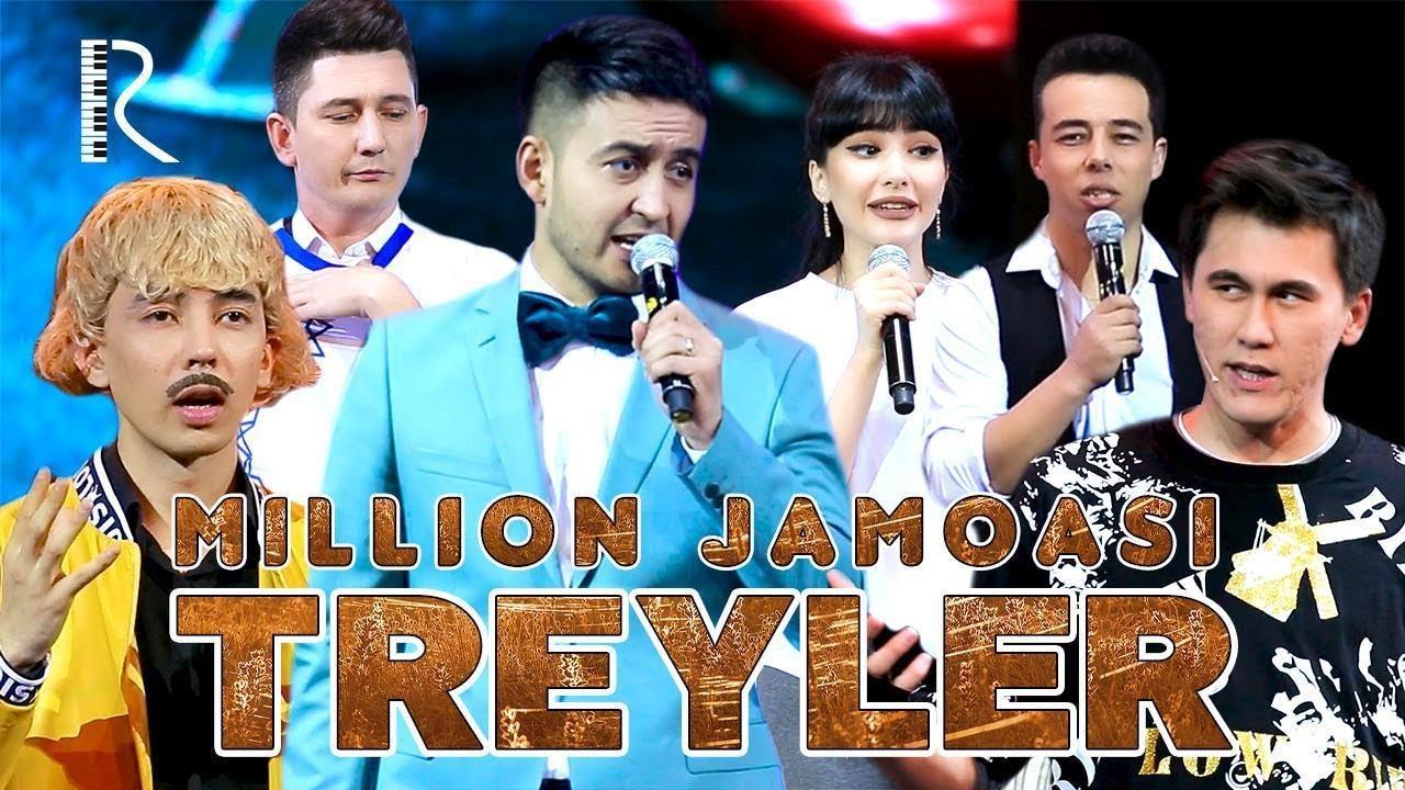 Million jamoasi 2019-konsert (treyler) 2 | Миллион жамоаси 2019-концерт (трейлер) 2