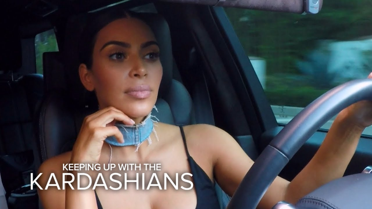 KUWTK  Will Kim Kardashian West Use a Surrogate for Baby No. 3  E!