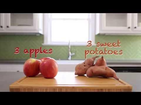 DIY Baby Food Puree