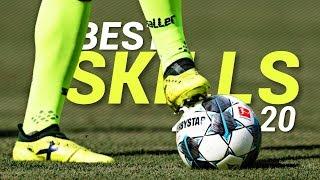 Best Football Skills 2019/20 #4