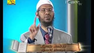 09 Hindu & islam dharam main shrab pina haraam  by DR  Zakir Naik