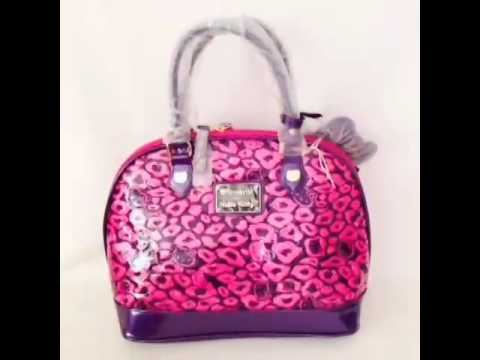 Hello Kitty Loungefly Pink Leopard Embossed Handbag Purse Tote Bag Sanrio
