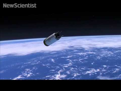 New spacecraft could use reusable rockets