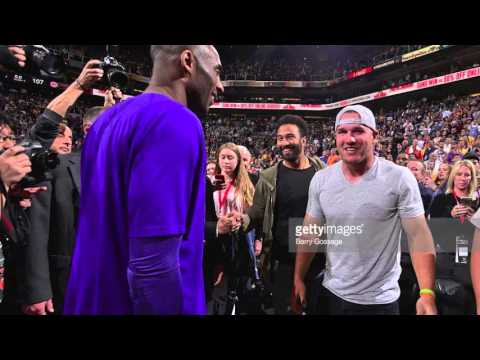 Mike Trout reflects on Kobe Bryant