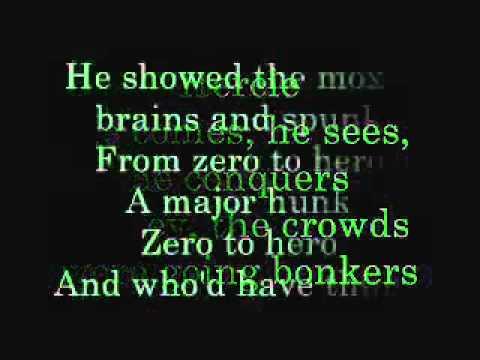 Zero to Hero - Hercules LYRICS