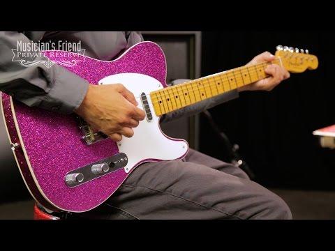 Fender Custom Shop 2016 L.E. NAMM Custom Built 50's Journeyman Relic Telecaster Electric Guitar