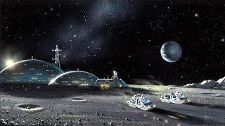 NASA thực sự đang che giấu bí mật khủng khiếp nào trên Mặt Trăng P1?