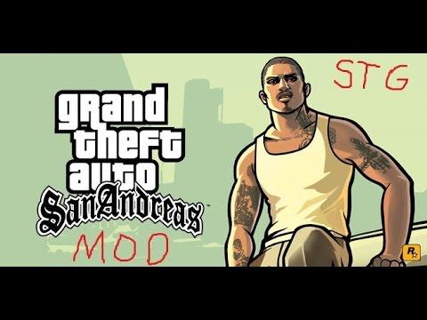 GTA San Andreas MOD [ รถสวยจุง ] BY stab Gamer