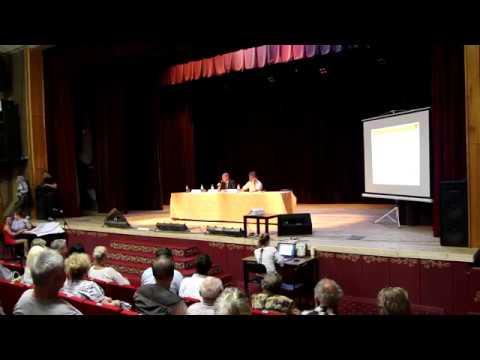 Публичные слушания по Генплану города Лыткарино до 2039 года