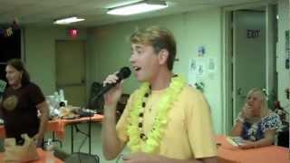 Deaf Guy Tries to Karaoke...