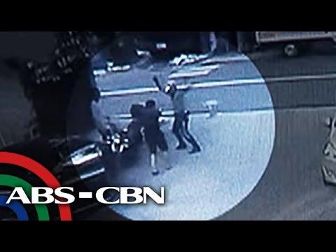 TV Patrol: Traffic enforcer, binaril ng sinitang motorista