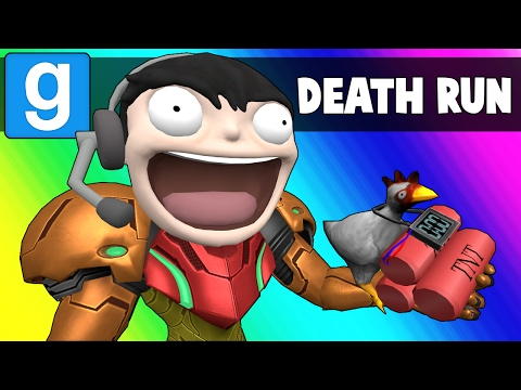Thumbnail: Gmod Deathrun Funny Moments - Escaping Planet Urt' (Garry's Mod)