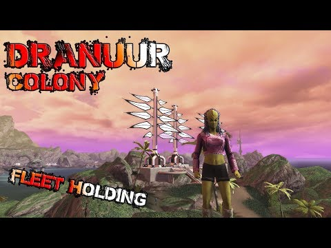 Dranuur Colony Fleet Holding + New Ship – Star Trek Online