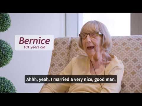 Sunset Centenarians 2018