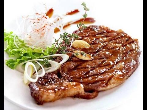 Готовим свиной стейк/ Мужская кухня/Мясо!