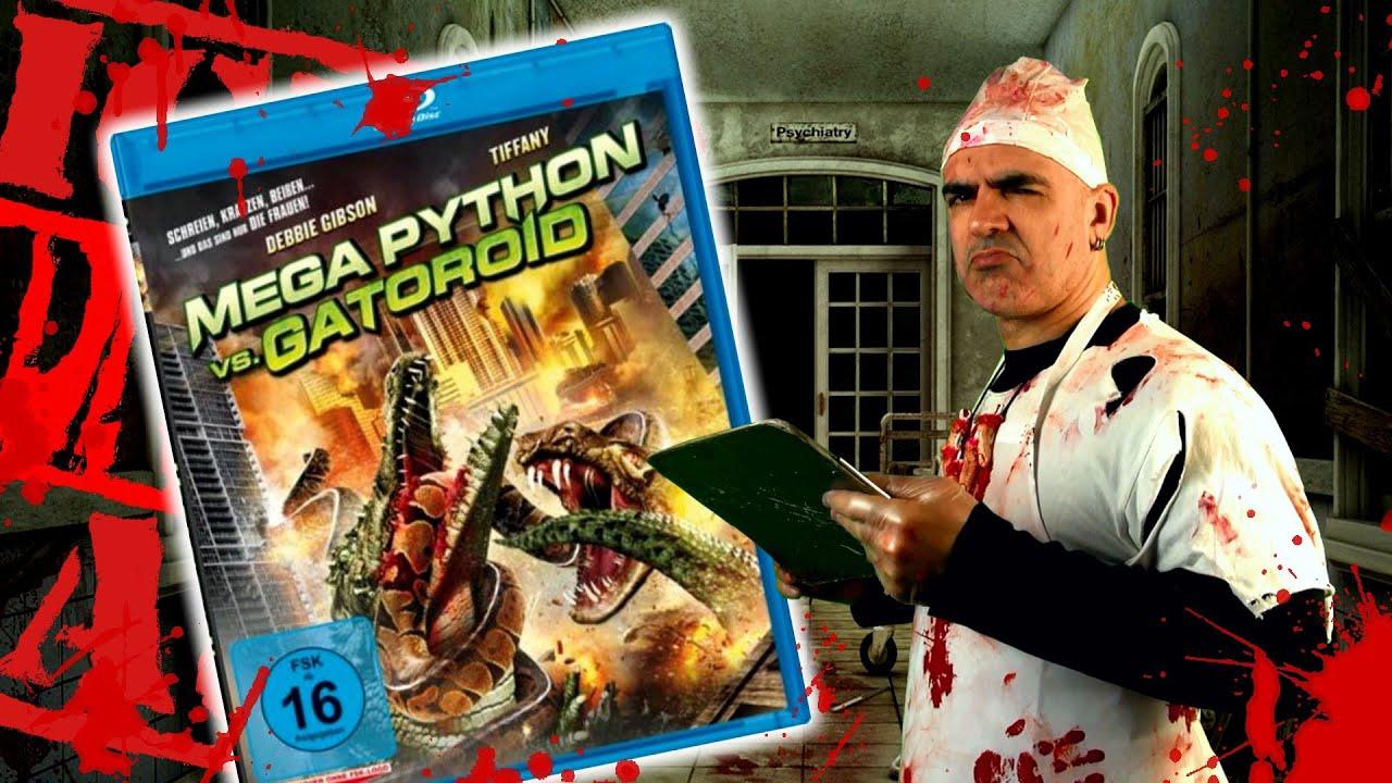 Download MEGA PYTHON vs. GATOROiD im HALLOWEEN Special Part 03 (Blu-Ray Unboxing / Kritik)