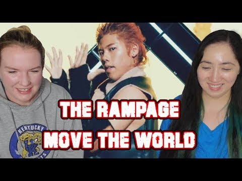 THE RAMPAGE From EXILE TRIBE / Move The World Reaction