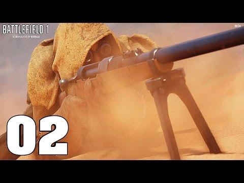 Battlefield 1 Online German #02 In der Ruhe liegt die Kraft